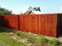 строить забор, ограждение город Томск