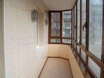 Ремонт балкона в Томске. Ремонт лоджии