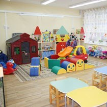 Ремонт детских садов в Томске
