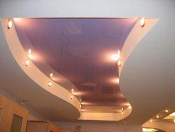 Ремонт и отделка потолков в Томске. Натяжные потолки, пластиковые потолки, навесные потолки, потолки из гипсокартона монтаж