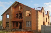 Строительство домов из кирпича в Томске и пригороде